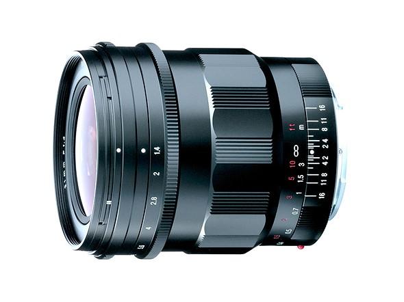 Voigtländer Nokton 21mm F1.4 Aspherical lens for E-mount officially announced