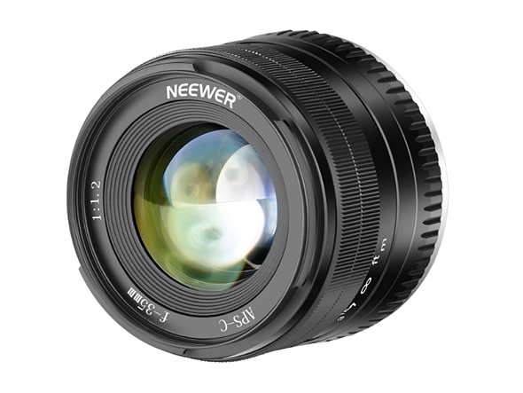 Neewer launches $120 35mm F1.2 APS-C lens for Fuji X and Sony E mount