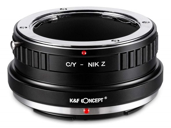 85303f95831 ... K F Concept s new line of Nikon Z lens adapters