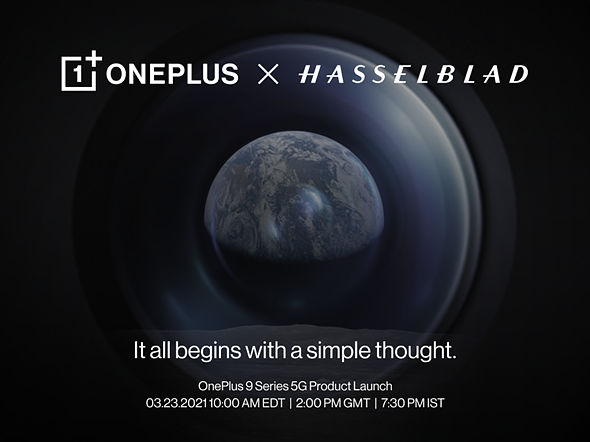 OnePlus announces 3-year partnership with Hasselblad, reveals 9 Series smartphone launch details
