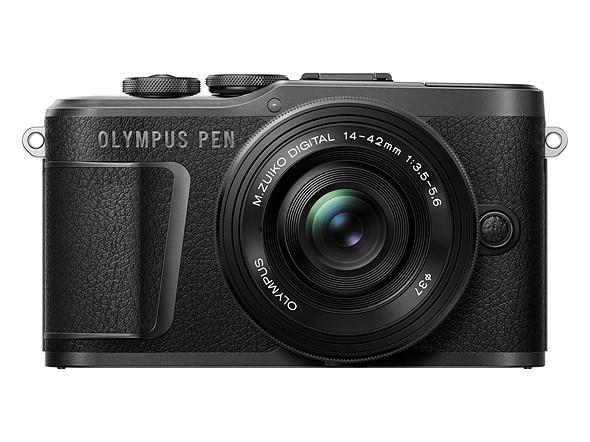 Olympus announces PEN E-PL10 with a flip-down screen