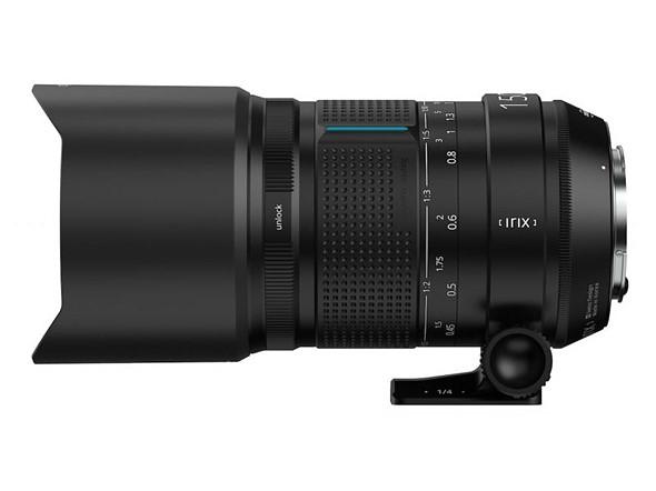 Irix 150mm F2.8 Macro 1:1 lens preorders arrive ahead of December release