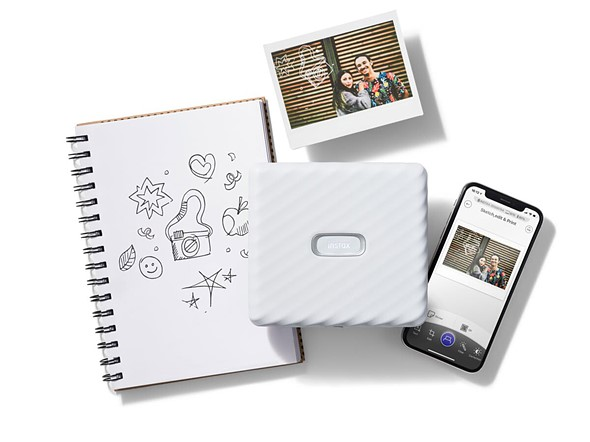 Fujifilm announces $150 Instax Link Wide Smartphone Printer for larger instant prints on-the-go