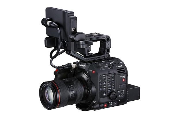 Canon announces C500 Mark II camera with 5.9K Cinema RAW Light recording