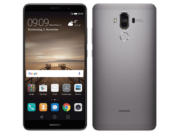 Huawei Mate 9 comes with next generation Leica dual-cam 1