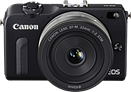 Canon announces EOS M2 in Japan