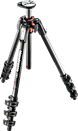Manfrotto revamps 190 series tripods with updated design