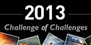 Challenge of Challenges: vote for the best shot of 2013