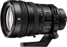 Sony unveils FE PZ 28-135mm F4 G OSS cinema lens