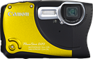 Canon ventures back in the water with the rugged D20