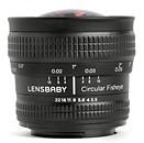 Lensbaby releases 5.8mm F3.5 circular fisheye lens