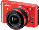 Nikon 1 J2 mirrorless camera refreshes 1 System's consumer model