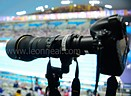 Nikon 800mm F5.6 at the Olympics - Leon Neal's First Impressions
