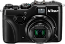 Just Posted: Nikon Coolpix P7100 studio comparison samples