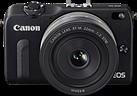 Canon announces EOS M2 in Japan