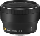 Nikon announces development of three 1 Nikkor lenses