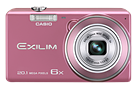 Casio Europe releases 20.1 MP Exilim EX-ZS30 camera