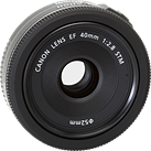 Just posted: Our Canon EF 40mm f/2.8 STM lens review