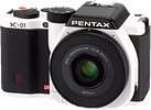 Pentax announces K-01 K-mount APS-C mirrorless camera