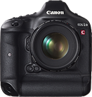 Canon to add 25fps 4K video recording to EOS-1D C pro DSLR