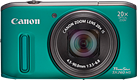 Canon PowerShot SX260 HS Review