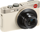 Now you 'C' it: the Leica C enthusiast compact with built-in EVF