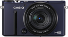 Casio enters enthusiast compact sector with well-specified EX-10