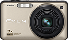 Casio announces Exilim EX-ZR15 high-speed CMOS compact camera