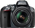 Nikon D5300 adds pixels, Wi-Fi, and GPS while leaving AA filter behind