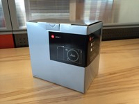 Leica T Unboxing! (you won't believe what happens at the end...)