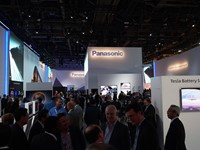 CES 2014: Panasonic Stand Report