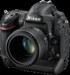 Nikon announces flagship D4s professional DSLR