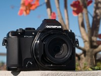 Olympus Stylus 1 First Impressions Review