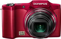 Olympus unveils SZ-12 compact superzoom with 24x lens