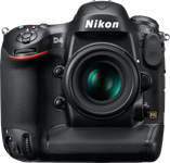 Nikon announces D4 'multi-media' DSLR
