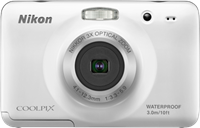 Nikon updates compact lineup, including Coolpix S30 entry-level rugged camera