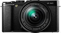 Fujifilm X-M1 Review