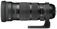 Sigma delays shipping of USB dock and 120-300mm F2.8 DG OS HSM