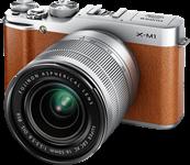 Fujifilm announces X-M1 mirrorless camera and XC 16-50mm OIS lens