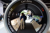 Photokina 2012: Carl Zeiss Stand Report