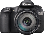 Canon updates EOS 60D and EOS 60Da firmware to v1.1.1
