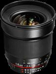 Samyang announces 16mm f/2.0 and 300mm f/6.3 Reflex lenses