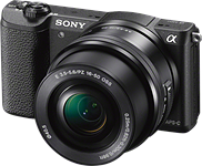 What's NEX? Sony Alpha a5100 first impressions review