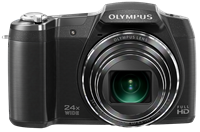 Olympus releases Stylus SZ-16 and SZ-15 compact superzooms