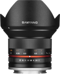 Samyang announces 12mm 1:2.0 NCS CS wideangle for mirrorless cameras