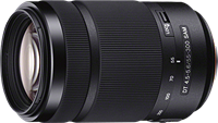 Sony releases DT 55-300mm F4.5-5.6 SAL Telephoto Zoom for Alpha
