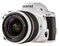 Pentax announces K-50 and K-500 mid- and entry-level DSLRs