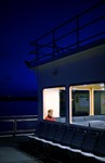 Behind the Picture: Stranger on the Port Townsend Ferry