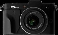 Richard Franiec adds custom accessory grip for Nikon 1 V1