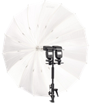 "Phottix announces 16"" Multi Boom Flash Bracket for umbrella softboxes"